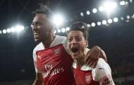 Arsenal hết còn có thể lấy công bù thủ, trách Ozil à?