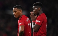 Martial chỉ ra sai lầm của Mourinho khi dùng Pogba