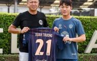 Chính thức: Xuân Trường ra mắt Buriram United, mang số áo 21