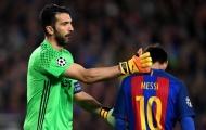 Buffon và những thủ thành giữ sạch lưới nhiều nhất tại Champions League