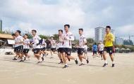 CLB Long An rèn quân xa nhà, sẵn sàng cho Hạng Nhất 2019