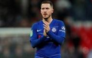 Chỉ ghi 2 bàn/2 tháng, Chelsea ra quyết định lớn về tương lai Hazard