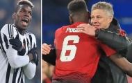Thăng hoa cùng Solskjaer, Pogba vẫn tính đường chia tay Man United?
