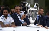 Tin đau lòng cho 'bạn thân' Ronaldo: 'Cậu ấy có thể đã chơi trận cuối ở Real'