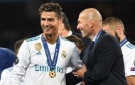 Ronaldo là nguyên nhân Chelsea sắp vuột mất Zidane?