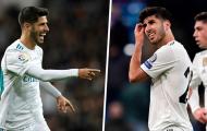 Marco Asensio: Vụ 'mất tích' bí ẩn chưa có lời giải tại Real Madrid
