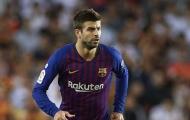 Bảo vệ đồng đội, Pique công khai chỉ trích Ramos
