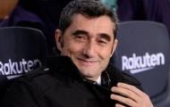Barca muốn lặp lại kỳ tích dưới thời Valverde
