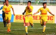 Có HLV ngoại lẫn Việt kiều Italia, U19 Bình Dương vẫn trắng tay trước U19 SLNA