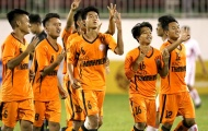 Thắng lứa khóa 4 HAGL JMG, bầu Hiển thưởng lớn U19 SHB Đà Nẵng
