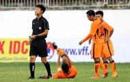 Đội trưởng U19 SHB Đà Nẵng: 'Tôi chỉ lao lên bắt bài, tuyệt đối không triệt hạ cầu thủ U19 HAGL'