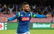 Bỏ qua Liverpool và Man City, sao Napoli sẽ cập bến đội bóng không thể ngờ?