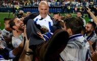 Kỷ lục Zidane tạo ra ở Real Madrid khủng như thế nào?