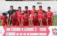 Bình Dương hỗ trợ cho Bình Định tham dự giải hạng nhất 2019