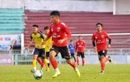 'Trò cưng' Miura nổ súng, Long An vùi dập Vĩnh Long trong trận cầu 7 bàn thắng