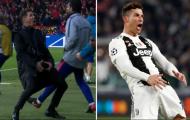 Bắt chước Ronaldo, sao trẻ đội U19 nhận cái kết đắng ngắt