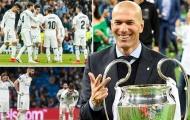 Dự đoán đội hình ra sân của Real Madrid trong trận đầu tiên Zidane trở lại
