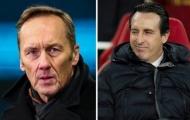 Huyền thoại Arsenal chia sẻ bí quyết cầm quân của Emery