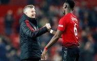 Pogba muốn Solskjaer trở thành huấn luyện viên chính thức của Manchester United