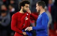 Hazard nói lời thật lòng về Salah