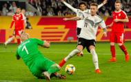 'Cầu cứu' Reus, tuyển Đức thoát hiểm thành công trước Serbia