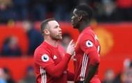 Rooney tiết lộ bến đỗ không ngờ dành cho Pogba