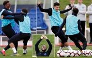 Rashford nguy cơ lỡ trận đầu của tuyển Anh