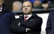 Sốc! Ed Woodward là lí do khiến Man Utd thất bại trên 'thương trường'