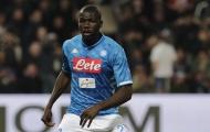 NÓNG! Napoli chốt giá bán Koulibaly khiến M.U hoang mang