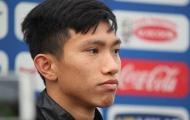 Hậu vệ Đoàn Văn Hậu nói gì về đối thủ U23 Thái Lan?
