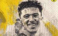 Chúc mừng sinh nhật Jadon Sancho, viên ngọc mới của bóng đá thế giới!