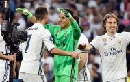 Ronaldo chiêu dụ 'công thần thất sủng' của Real về Juventus