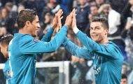 Ronaldo ra tay, Juventus chiêu mộ 'siêu trung vệ' 90 triệu của Real