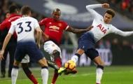 Manchester United đấu Tottenham tại Singapore