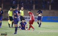 Lên ngôi vô địch, U19 Việt Nam có hành động cực đẹp với Thái Lan