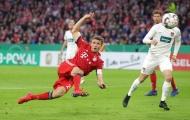 Highlights: Bayern Munich 5-4 Heidenheim (Cúp quốc gia Đức)