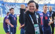 Mới ngồi ghế nóng, HLV Thái Lan muốn đánh bại Việt Nam vô địch King's Cup 2019