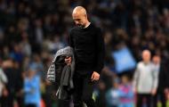 Manchester City thất bại, tương lai nào chờ đợi Pep Guardiola