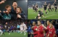Đội hình tiêu biểu tứ kết Champions League: Thần tượng Ronaldo sát vai Messi!