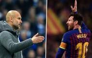 Góc nhìn: Pep thất bại ở C1 vì bản thân hay không có Messi trong đội hình?