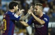 'Wow! Đây chính là Messi'