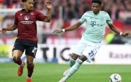 Highlights: Nurnberg 1-1 Bayern Munich (Bundesliga)