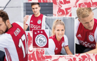 Ajax và những 'bộ cánh' lộng lẫy của các ông lớn châu Âu mùa giải 2019/2020