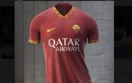 Lộ diện trang phục của AS Roma trong mùa giải 2019 – 2020