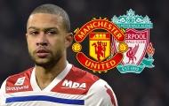 NÓNG! Depay cảm ơn và rời Lyon; cơ hội cho Man Utd, Liverpool
