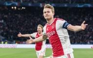 De Ligt: 'Tôi đã thấy mức lương tôi nhận tại Man Utd...'