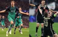 Tottenham và Ajax Amsterdam: Những bài học không bao giờ là cũ