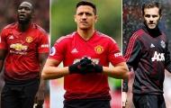 Đại cải tổ, Man Utd thanh trừng 14 cái tên gồm có ai?