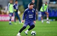 Lionel Messi trở lại và anh là 'tất cả' của tập thể này