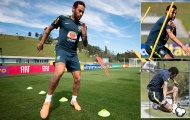 Neymar xoa dịu nỗi lo sợ của CĐV Brazil
